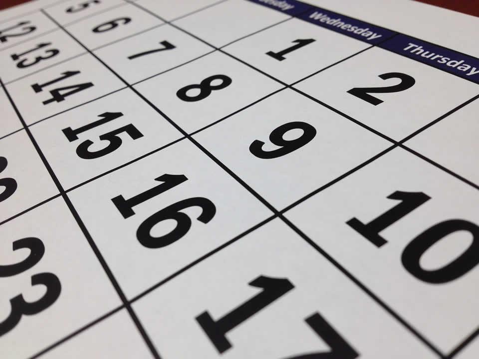 Martinstown School Calendar